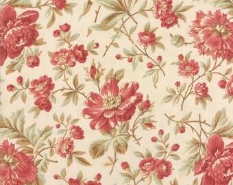 Cream Main Larkspur Fabric - 3 Sisters - Moda - 44100 11