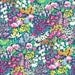 Liberty Tana Lawn Small Painter's Meadow B Half Yard SS16 Painterly Textured Floral