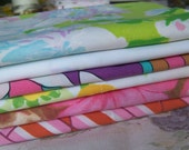 Bright and Cheery Vintage Pillowcase Bundle
