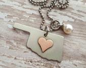 JBK Oklahoma Necklace
