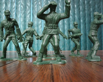 Toy Soldiers Greenbriar Army Men