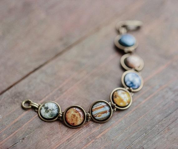 solar system bracelet - photo #28