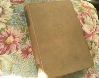 Bulfinch's Mythology vintage book
