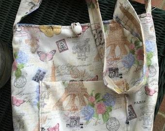 I Love Paris Shoulder Bag