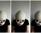 Crocheted Skull Mask - Family of three