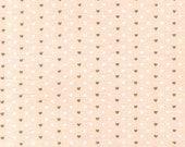 Pink, Metallic, Fabric, Heart, Sprinkles, Confection, Light Pink, Gold, Metallic, Michael Miller, Baby Girl, Teen, Woman, In Custom Cuts