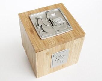 Noah's Ark Tzedakah Box - portion of proceeds goes to ACLU