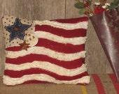 Primitive Americana Pillow Tuck