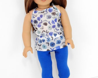 18 Inch Doll Clothes SALE Tunic and Leggings