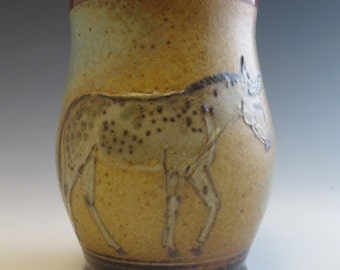 Reverse Dapple Donkey Mug