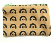 Sneaky Eyes Coin Purse Pouch