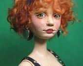 Misty 16 OOAK, Doll Only, on MTM Body.