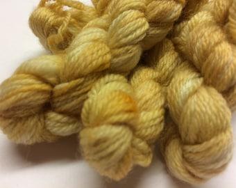 Mini skeins 30m sock yarn - Flapjacks