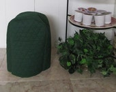 Dark Hunter Green Can Opener Cover Kitchen Appliance Cover
