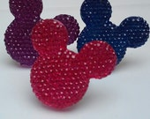 Mouse Ears Ring / Fun Ring / Mouse Ears / Ring / Gift Idea / Jewelry