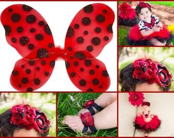 ladybugs butterfly baby girl - photo #16