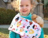 Baby Doll Sling Toy Pouch Style Doll Carrier - Girl Power - FAST SHIPPING