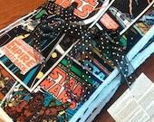 Star Wars burp cloth set