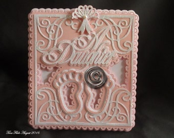 A Daughter Card, Cutting Files, All formats offered