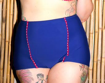 Rumble Rita High Waist Swimsuit Bottom