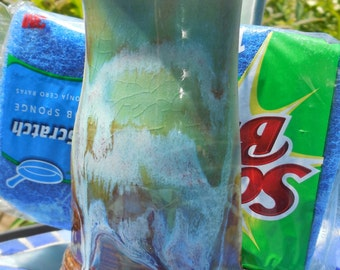 Lime Ice II -- Sponge Holder