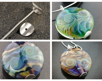 Pendant Upgrade, convert your bead to a pendant
