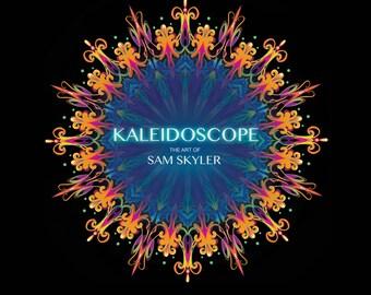 Kaleidoscope Book + Special Print!