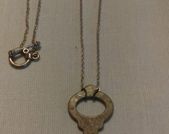 Steamy Key Necklace #3