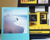 Polaroid Job Pro Camera, Working, Film Tested, Ready to Ship, Bright Yellow, Fun to Use, Gift For Teens