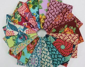 Eternal Sunshine by Amy Butler (Fat Quarter Bundle) COMPLETE LINE 16 Fabrics