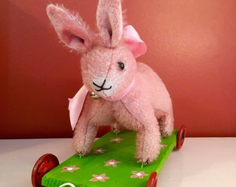 bunny on wheels(reduced price)