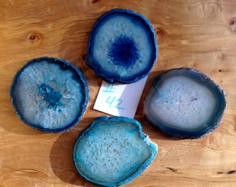 Geode Coasters.   #42