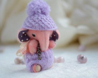 Jelly artist elephant teddy miniature mini