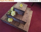 on sale rustic cupcake stand , rustic cake stand , wedding decoration , baking tools , country wedding , rustic wedding , table centerpiece