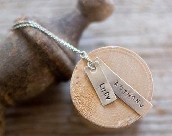 Custom Name Necklace for Women, Custom Name Necklace for Mothers, Personalized Name Necklace for Women, Personalized Necklace for women,