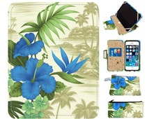 tropical tablet case handmade ipad mini case ipad air case ipad pro case samsung galaxy tab nexus 7