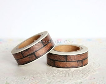 wood washi tape etsy. Black Bedroom Furniture Sets. Home Design Ideas