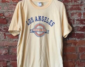 Los Angeles tee