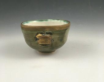 Twolip ring bowl