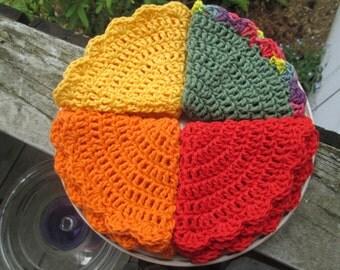 Dishcloths by SuzannesStitches, Washcloths, Cotton Washcloths, Wash Cloths Crocheted, Crochet Dishcloths, Dishcloths Cotton, Cotton Cloths