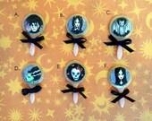 Goth Dolly Mirrors