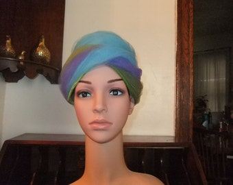 Chic 1960's Tulle Hat