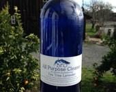 Tea Tree Lavender All Purpose Cleaner 16 oz ECO- REFILL Size