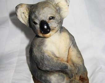 Koala Bear-Hand painted, made in Australia-Sale