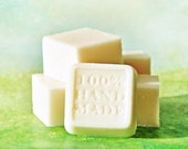 2 Laundry Soap Bars/Stain Treatment Stick - Scent-Free - 100% Natural Ingredients - Palm Oil Free