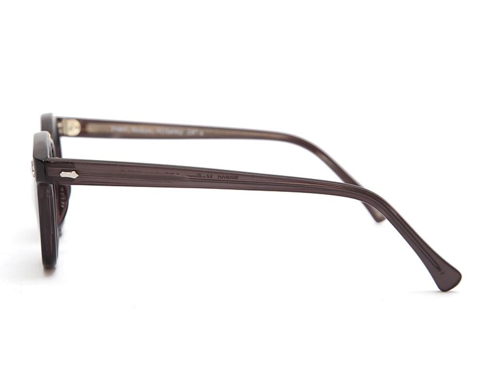 Vintage Deadstock American Optical Safety Glasses - Black & Grey