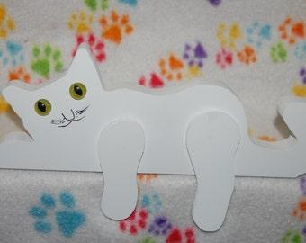 Kitty Cat Shelf Sitters
