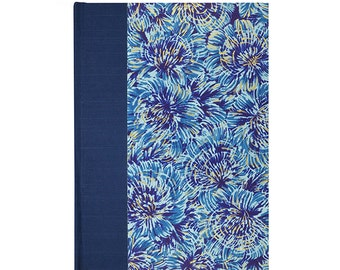 Journal Lined Paper  The Blue Hour