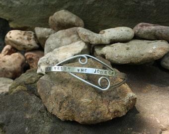 Trust the Journey Bracelet