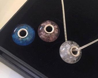 Precious Ashes - Pet Cremation Pandora Style Bead